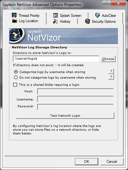 NetVizor Install Guide - Step 4