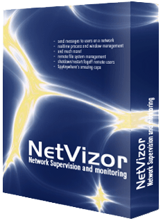 NetVizor Employee Monitoring Software